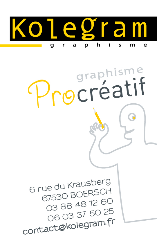 Logo Kolegram-graphisme