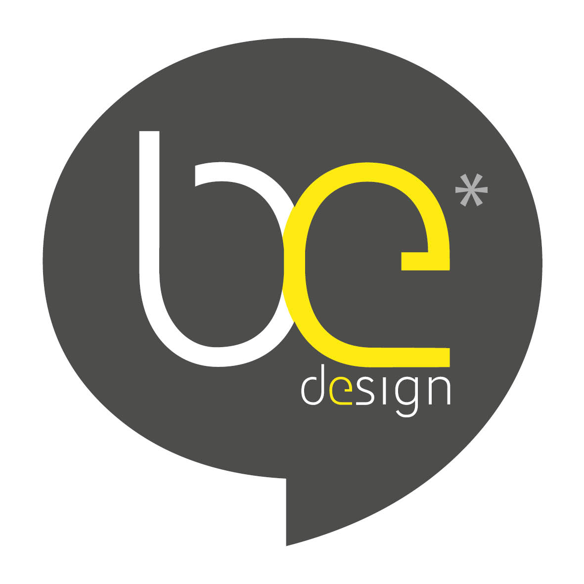 Logo BE DESIGN